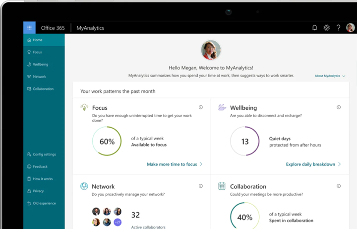 Microsoft Teams Updates (July - September) -- MyAnalytics