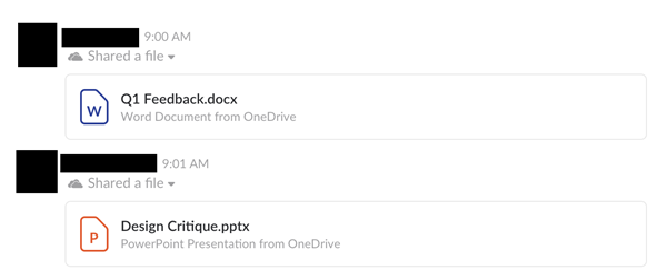 How to Hold Better Meetings With Slack (Mio) -- add documents