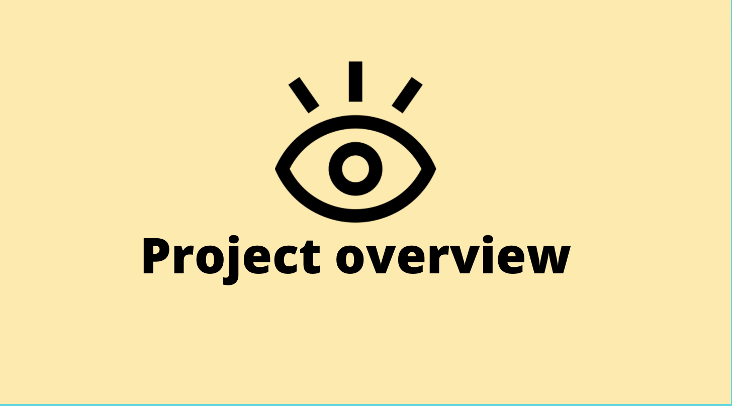 How to Create the Perfect Project Overview