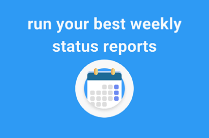 weekly status