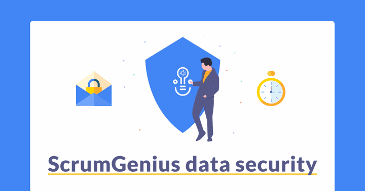 ScrumGenius Getting Started Guide Part 2 -- data security