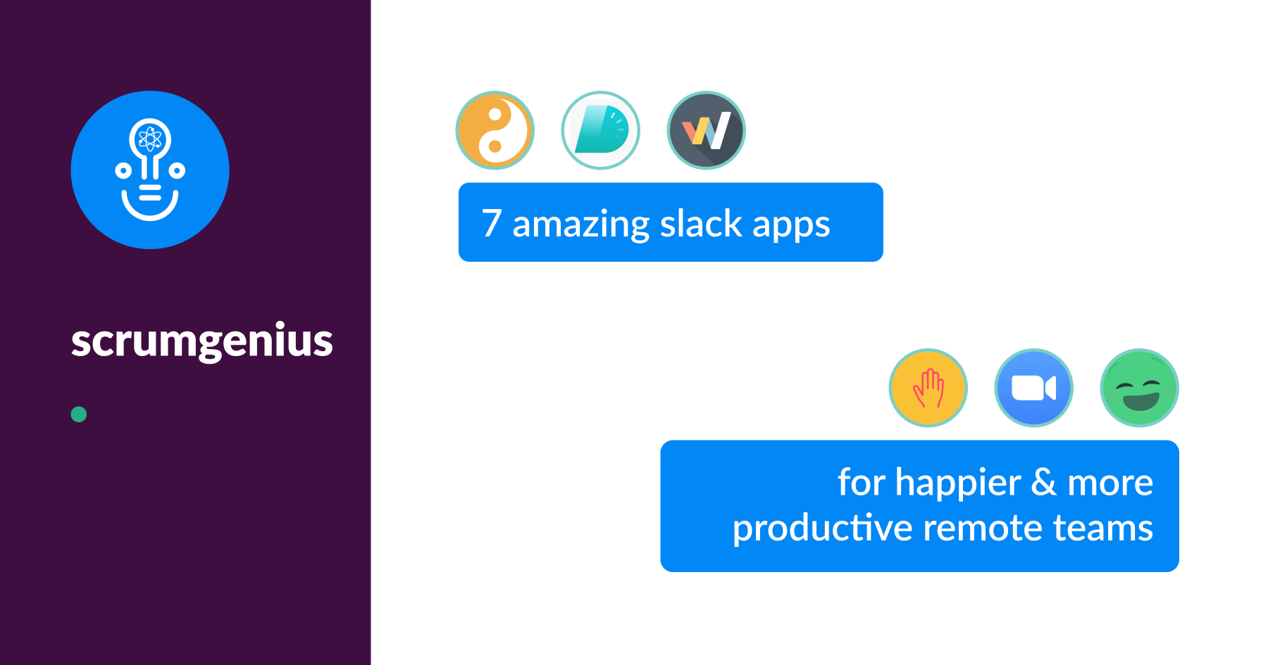 7 Amazing Slack Apps for Happier and More Productive Remote Teams