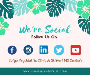 Surya And Strive Are Social