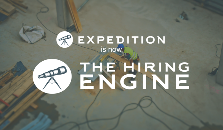 The Hiring Engine Rebrand