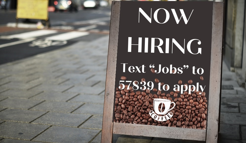 Text-to-Apply: A Recruiting Tool for the Deskless Workforce