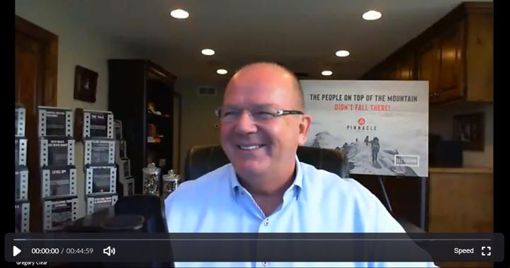 Greg Cleary - Employee Journey Webinar