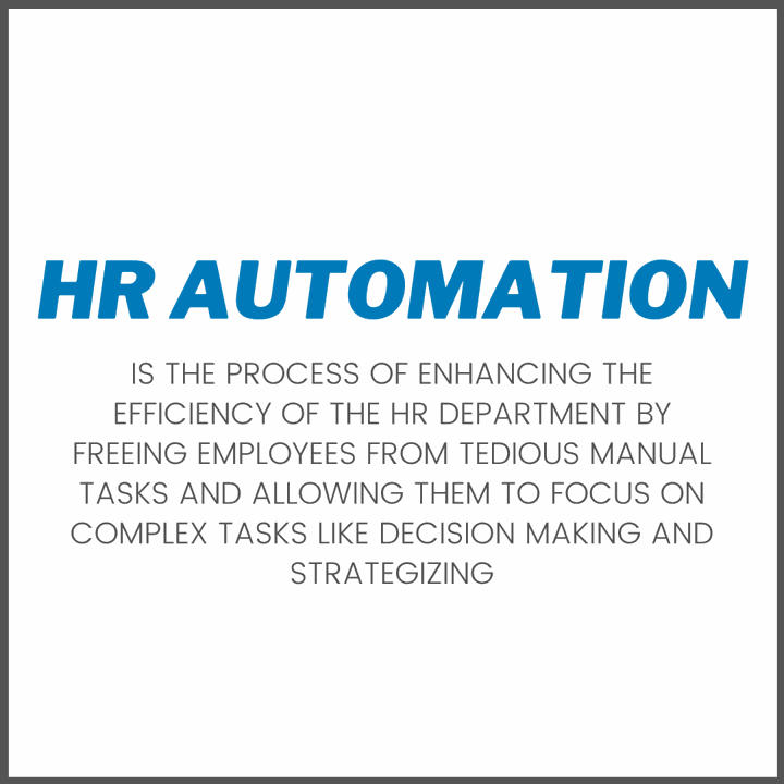 HR Automation Quote