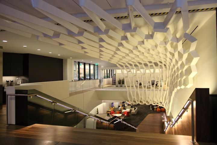 Ritsema Associates - Steelcase Work Cafe