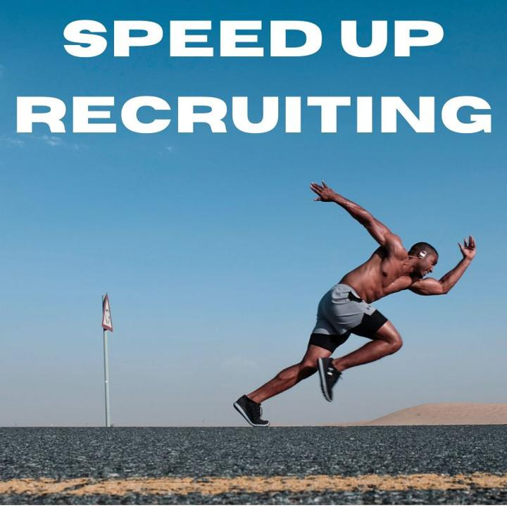 Speed up recruiting with texting