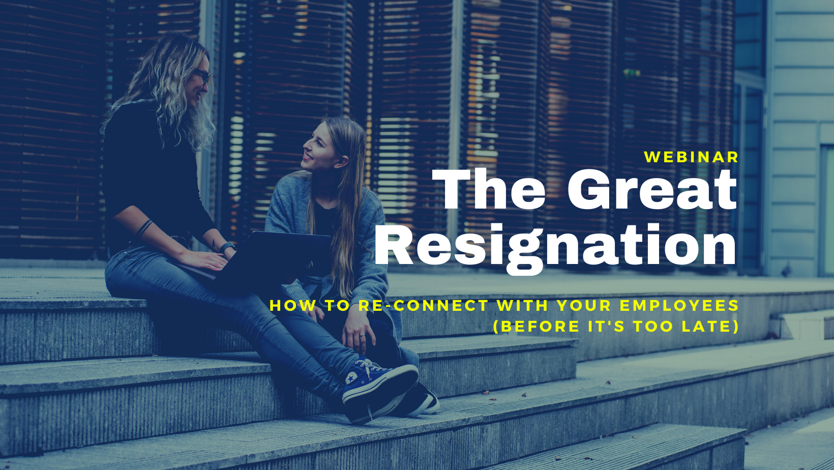 How to Reconnect With Your Employees Before It's Too Late