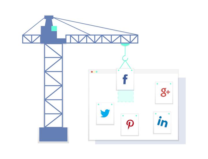 using social media for blue-collar business