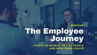 The Employee Journey - Greg Cleary Webinar