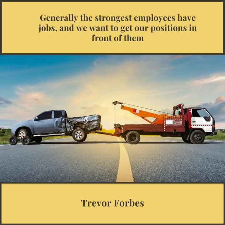 Wyatts Towing Job Seekers