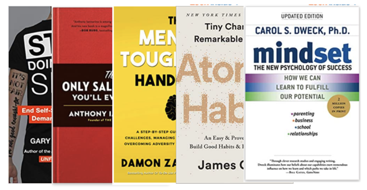 books with mindset