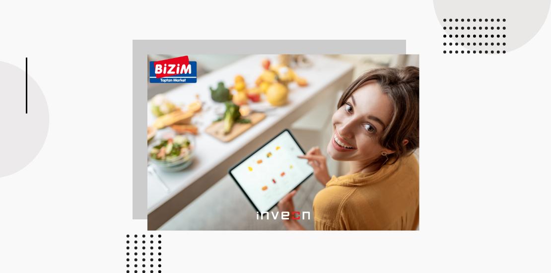 An advanced omnichannel wholesale grocery structure: Bizim Toptan