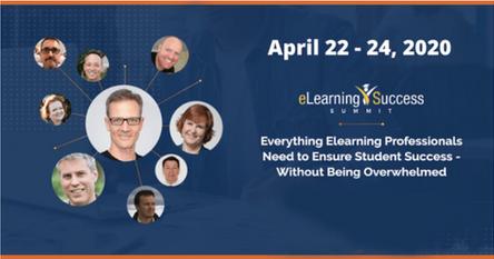 April 22-24, 2020 eLearning Summit
