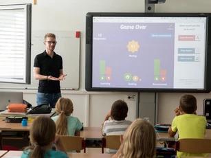 Applying edtech to classroom, kids