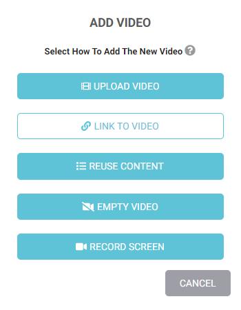 Add Video - Upload Video