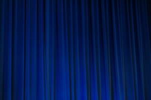 bluer theater curtain - will be revealed soon