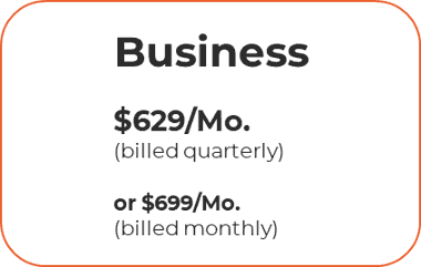 Pricing business level