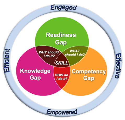 Dynamic Micro Learning (DML) graphic