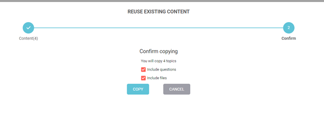 Reuse Existing Content View update