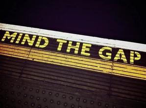 Mind Then Gap