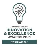 Innovation and excellence awards 2021