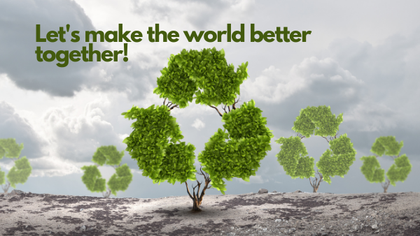 Sustainability - and eLearning!