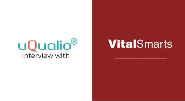 Interview with VitalSmarts