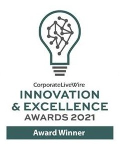 INNOVATION & EXCELLENCE AWARDS 2021 AWARD WINNER