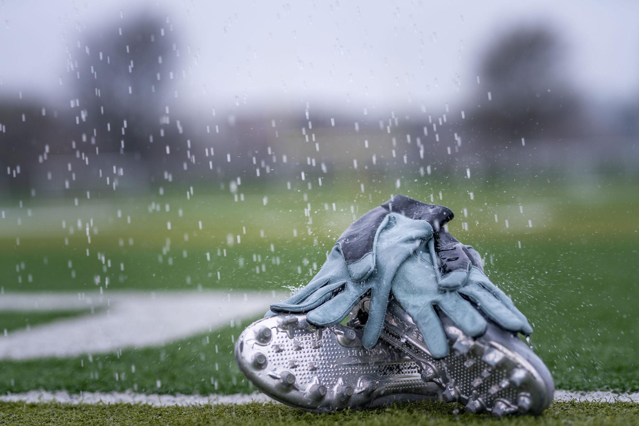 Best Football Gloves for Rain & Snow