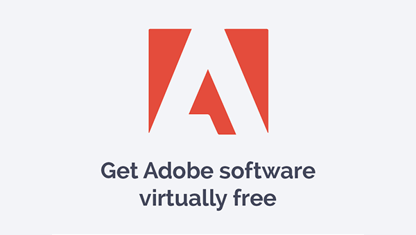 Adobe software free