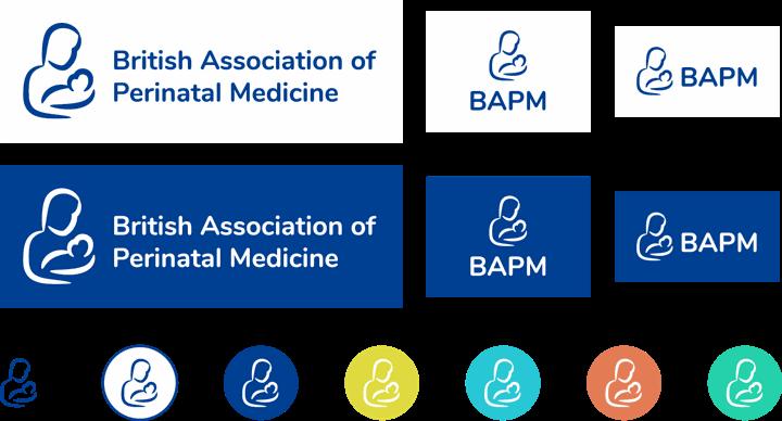 BAPM logo variants