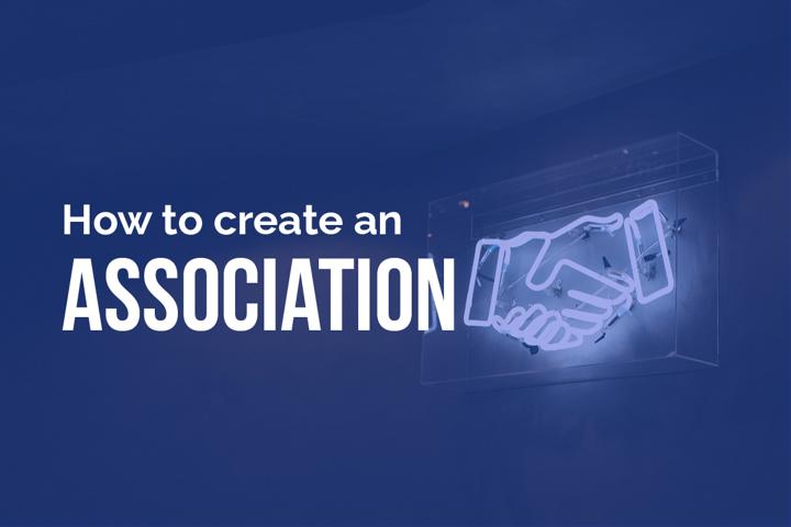 Create an association
