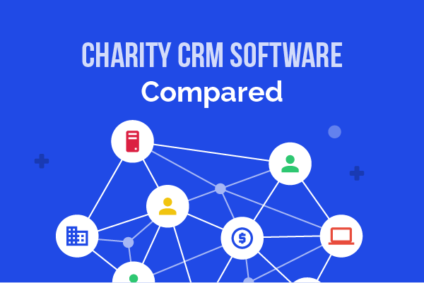 Charity database software - top UK CRMs for charities