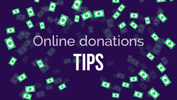 How to get donations - raise more with your charity website