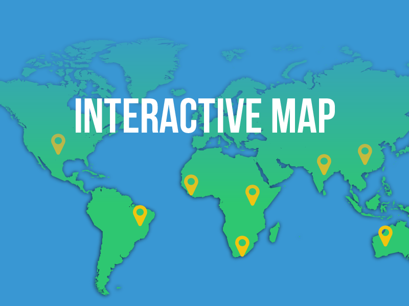 Create an interactive map for your website