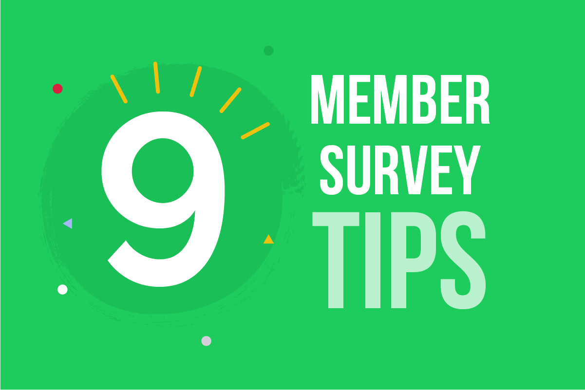 9 steps to the ultimate member satisfaction survey