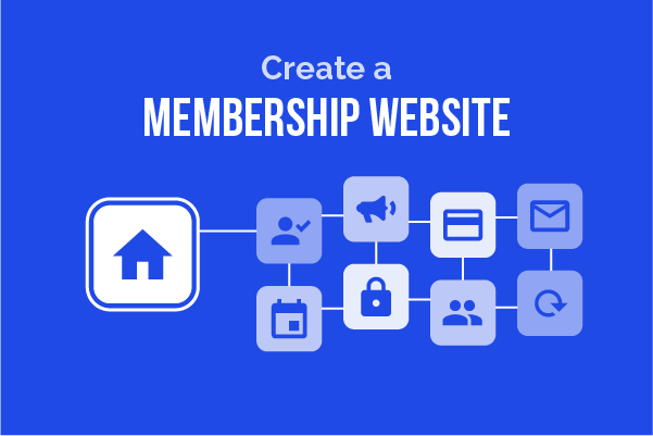 How to build a membership website quickly and easily
