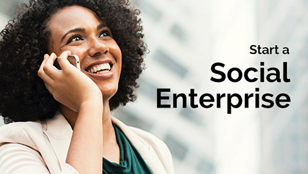 How to start a social enterprise