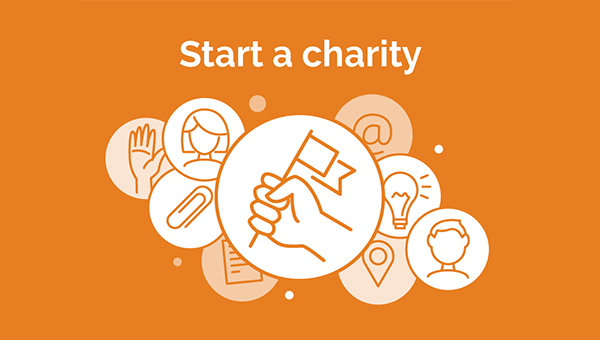 How to start a charity in the UK