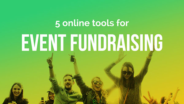 5 alternatives to Just Giving for event fundraising