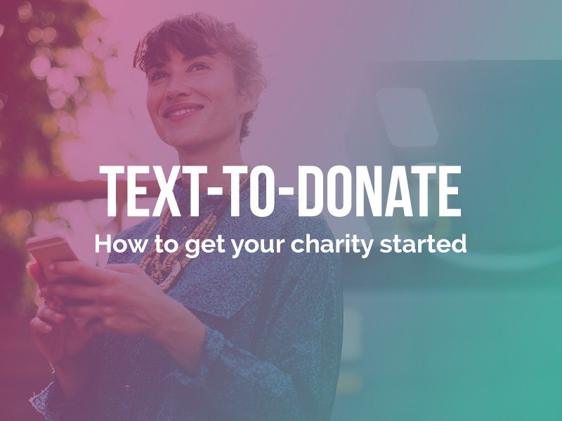 Text-to-donate: when to use text giving as a charity and what it costs