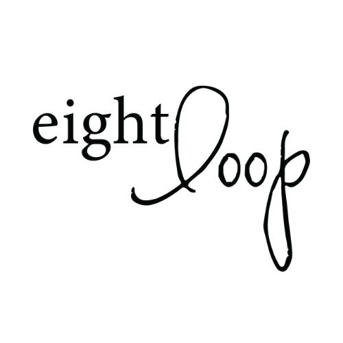 eight loop social logo