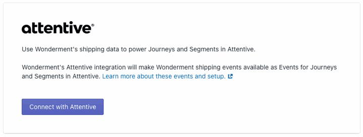 attentive wonderment integration block