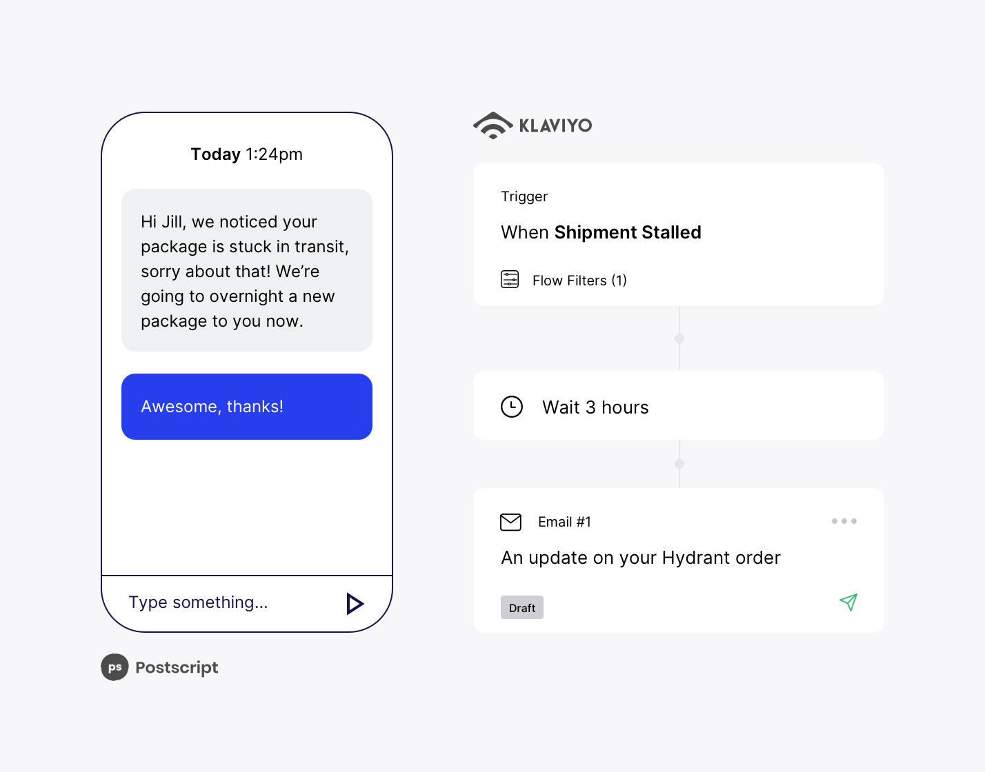 Automate Shipping Notifications