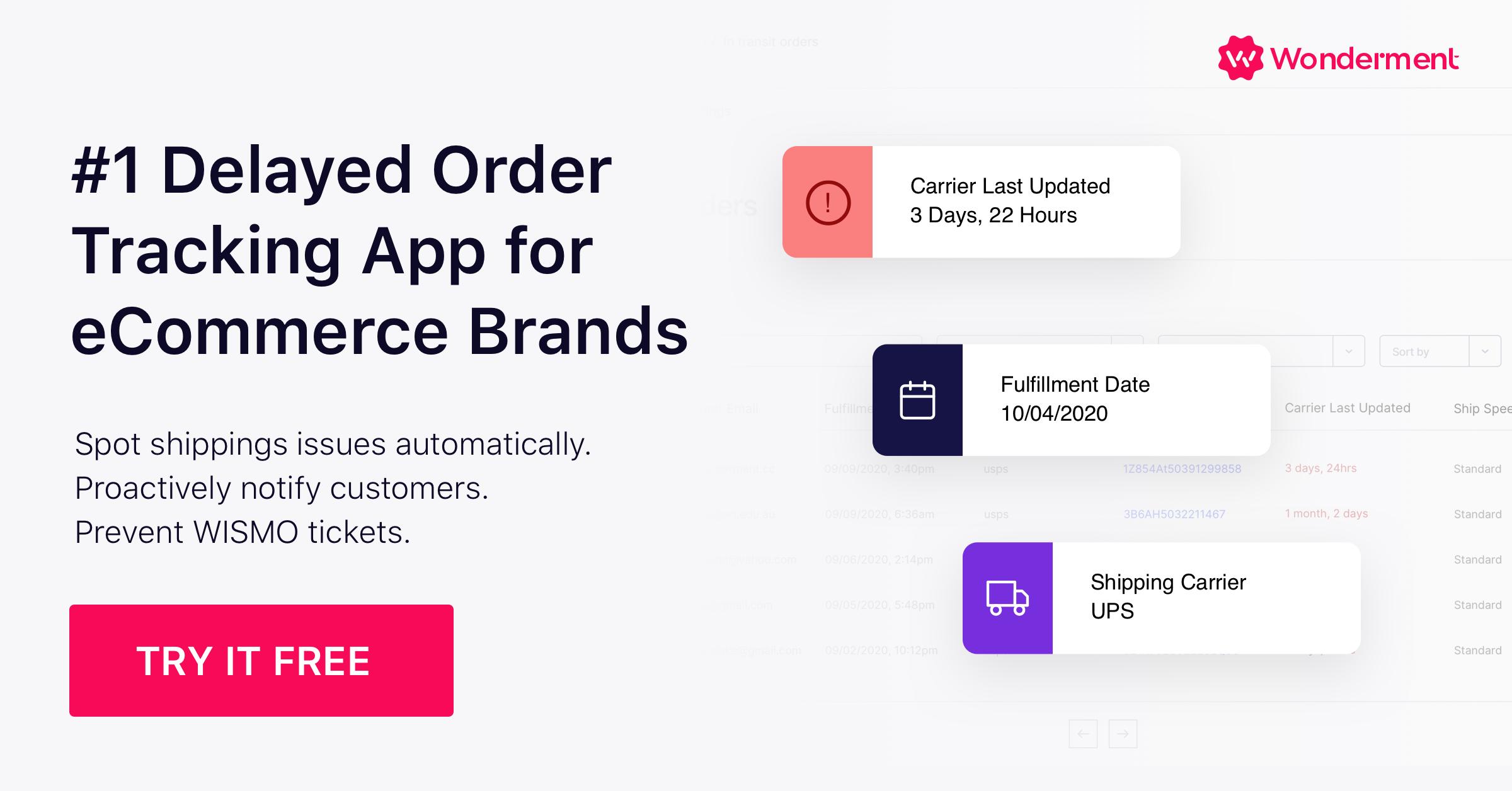 delayed order shopify app
