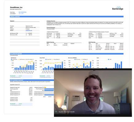 ecommerce metrics report