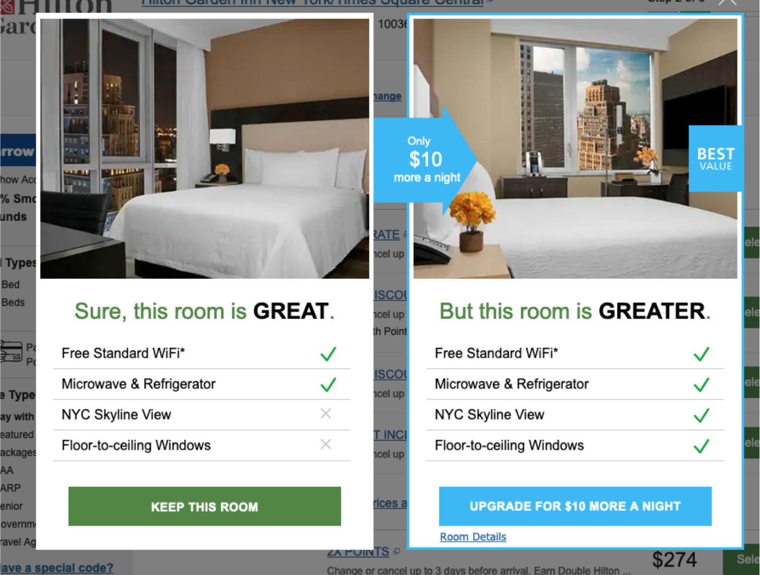7 Awesome Upsell and Cross-selling Examples